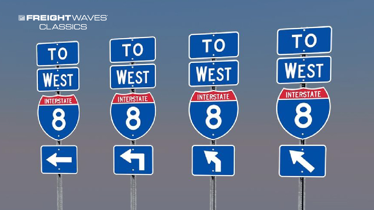 FreightWaves Classics: I-8 runs an interesting course in California and Arizona