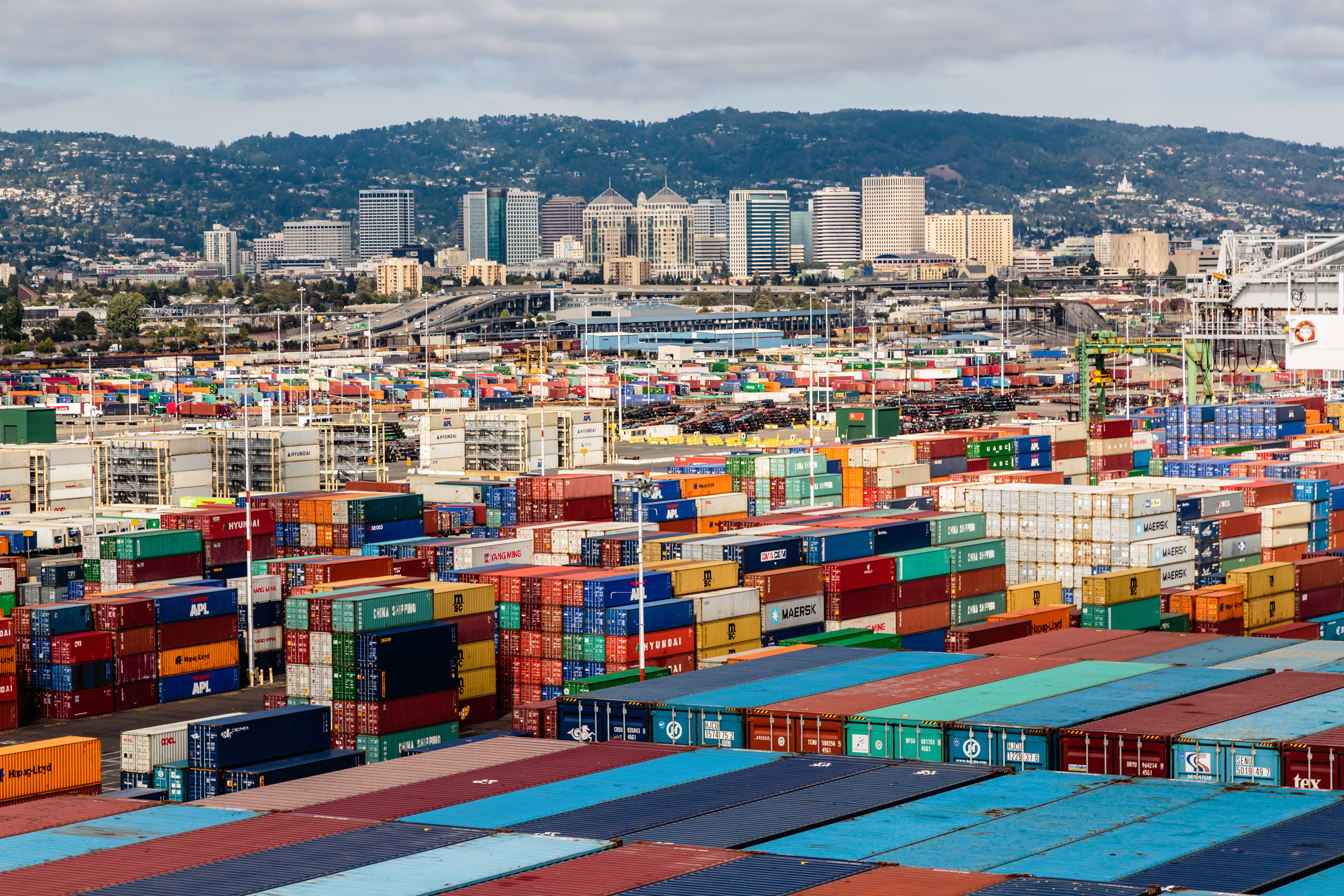 FreightWaves Classics: Port of Oakland is an economic engine for northern California
