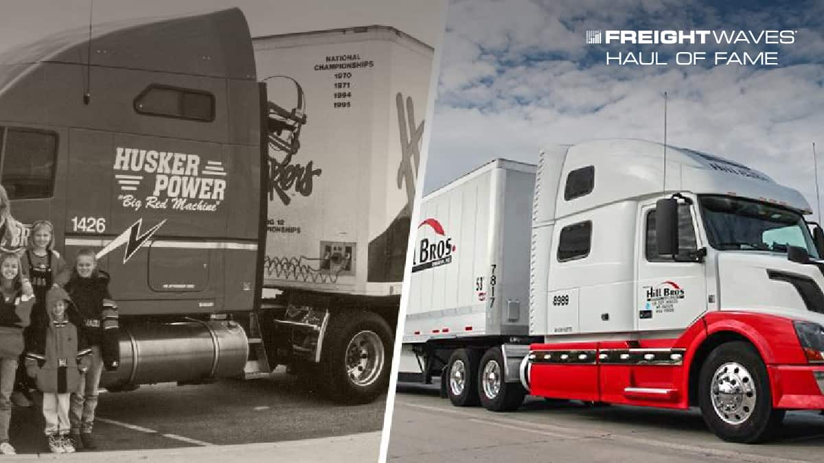 FreightWaves Haul of Fame: Hill Brothers shows power of family