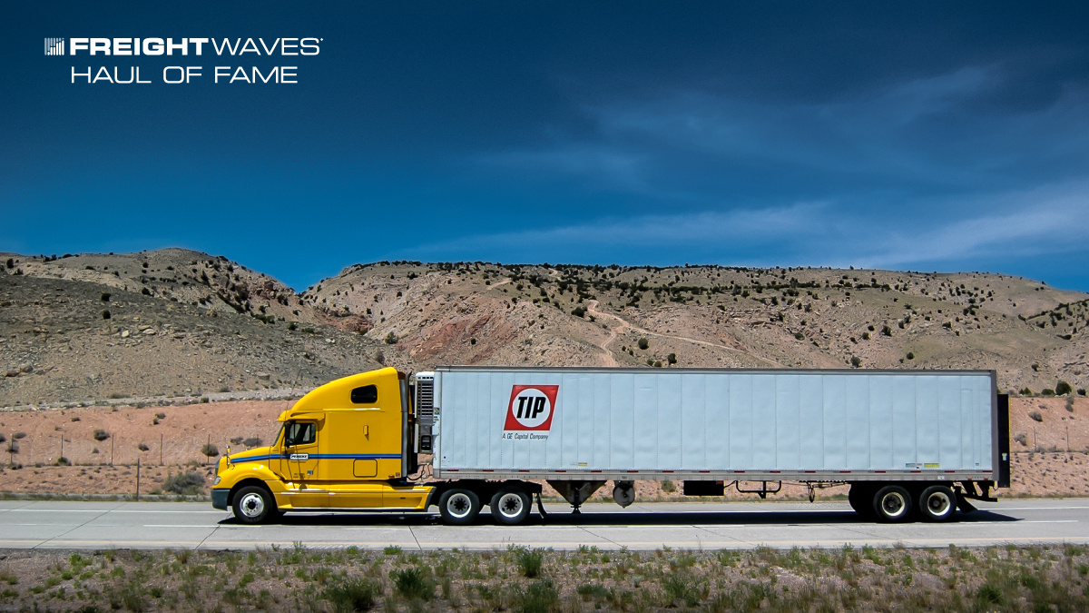 FreightWaves Haul of Fame: TIP led the truck and trailer leasing sector