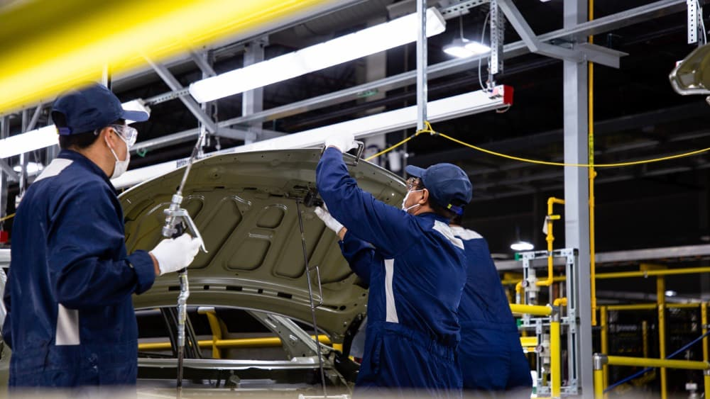 Semiconductor shortage dents Mexican auto assembly lines