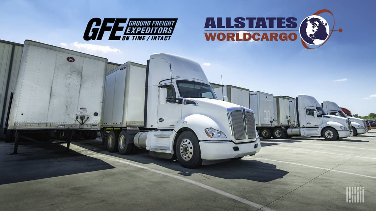 Allstates WorldCargo acquires GFE to expand customer footprint