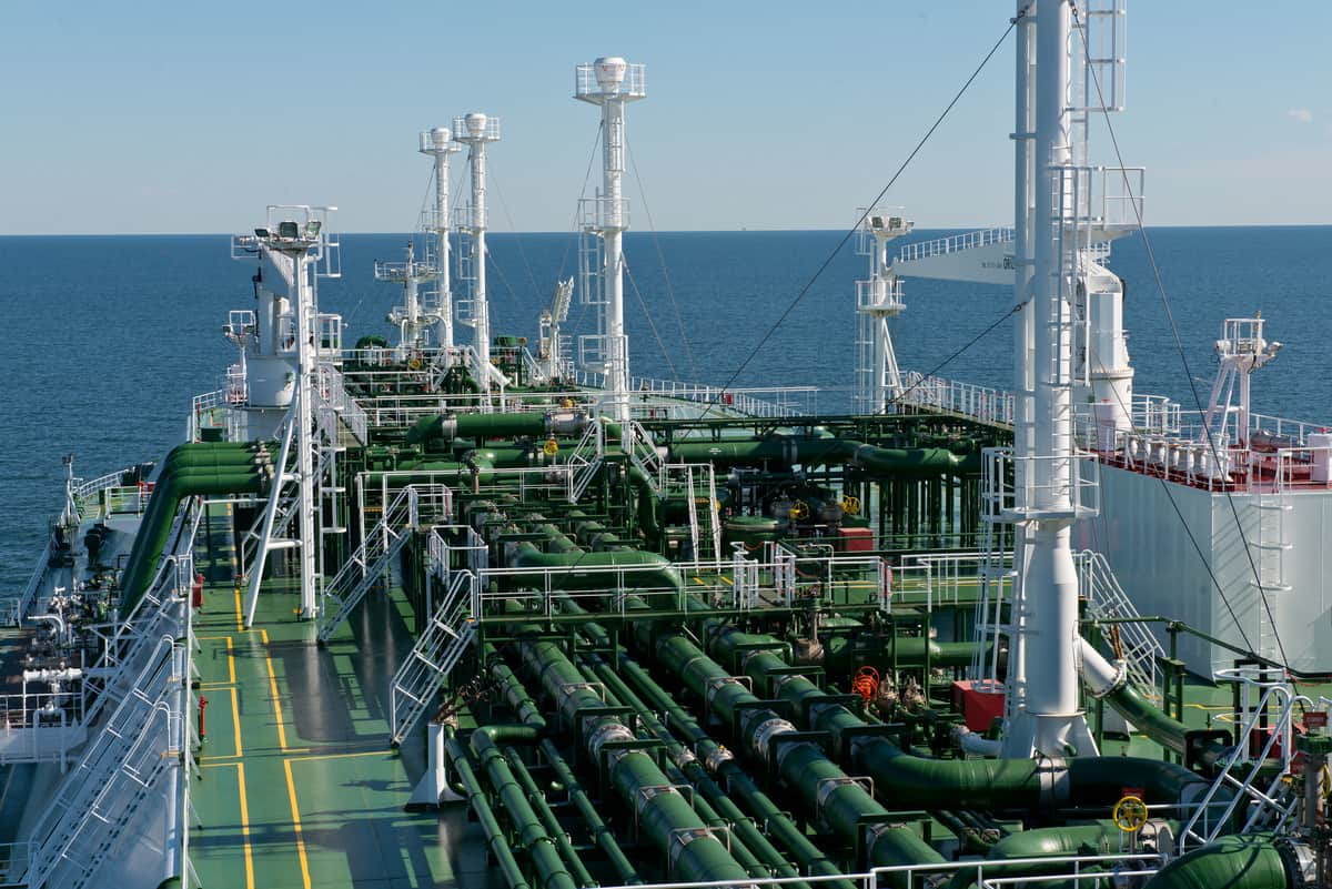 US considering foreign tankers to move domestic fuel supplies