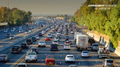 Traffic on I-5. (Photo: Shutterstock)