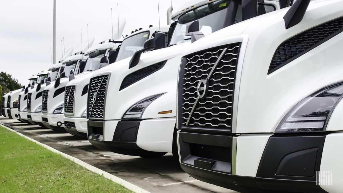 The Daily Dash: Union workers at Volvo Trucks reject contract