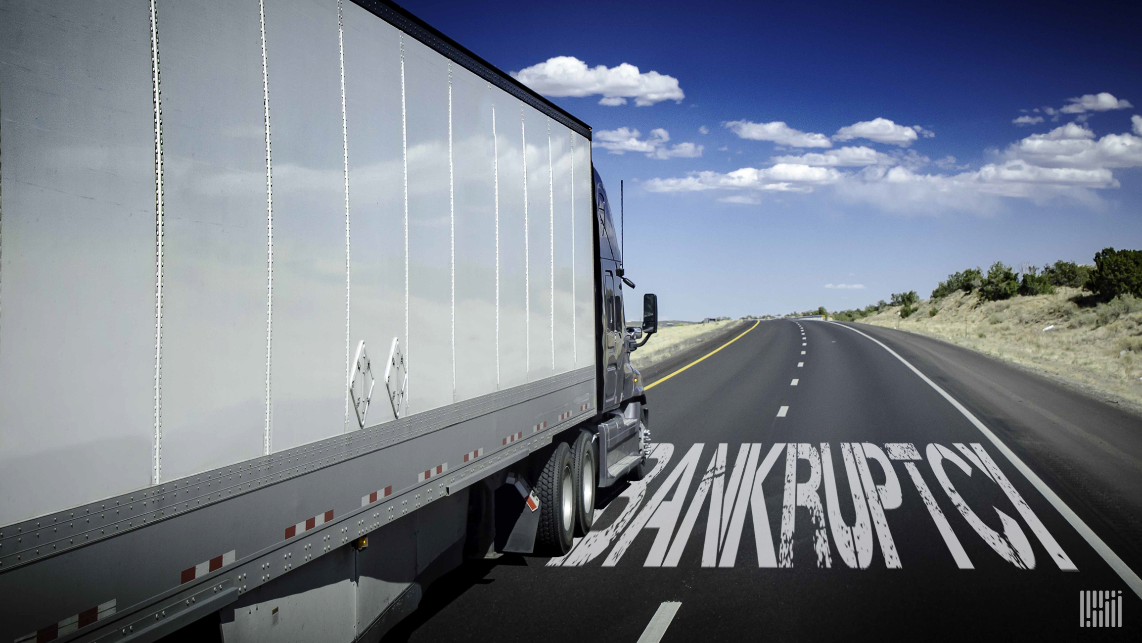 Illinois trucking company with history of HOS violations files Chapter 7