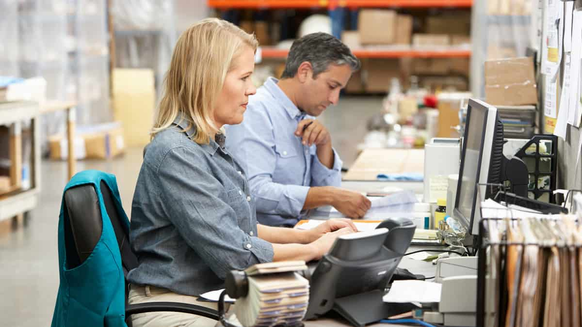 Right technology stack helps offset office staff shortage