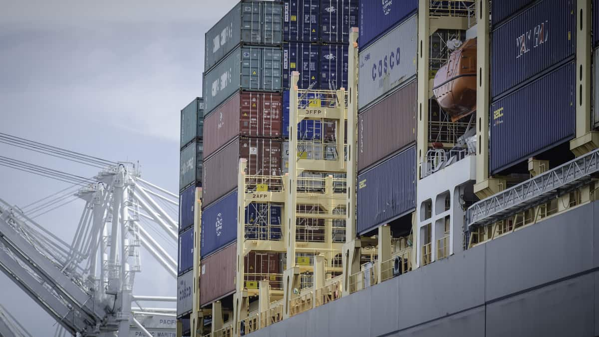FreightWaves Flashback: How much bigger will box ships get?