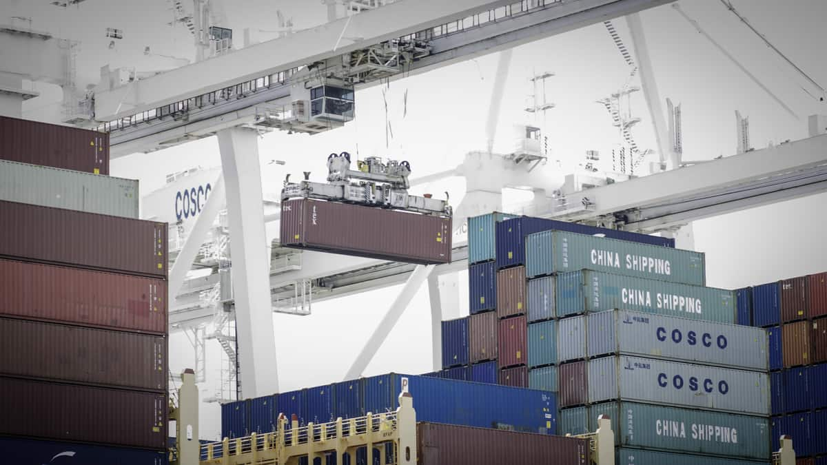 US regulator probing China's role in container shortage