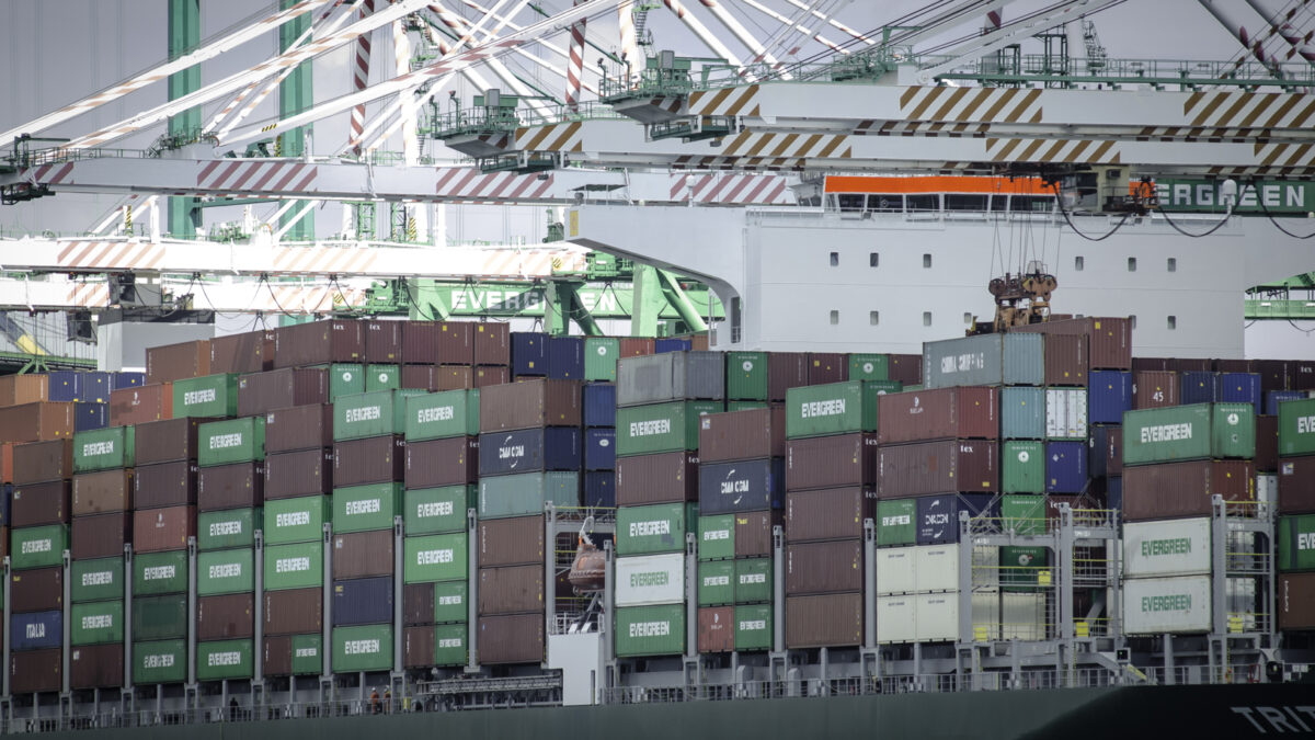 Viewpoint: The causes of port congestion — and tactics to improve efficiency