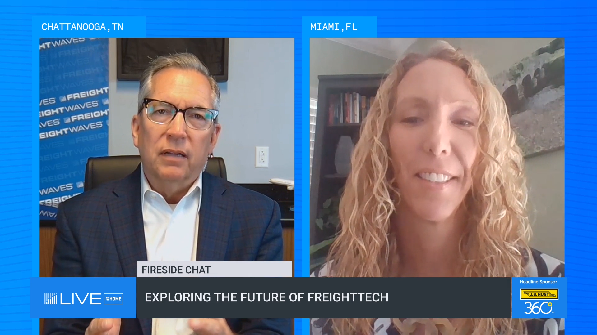 FreightWaves LIVE recap: Future of FreightTech with Ryder CTO