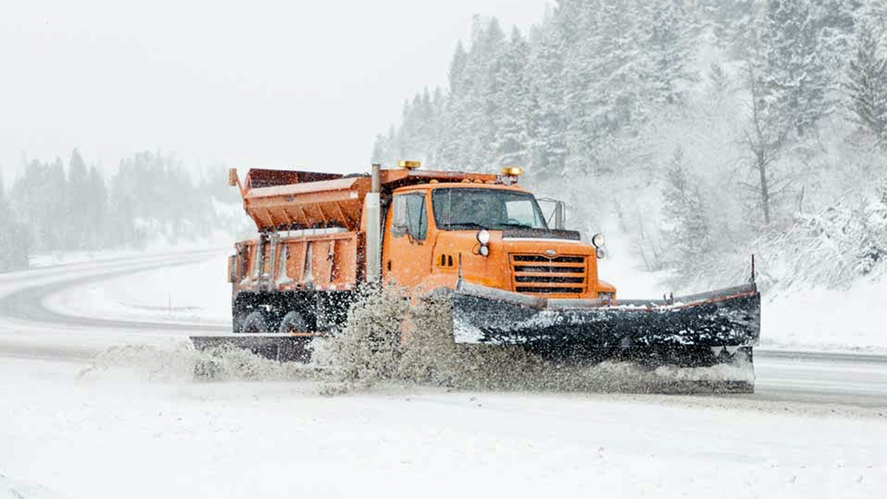 Snowstorm heading back to northern Rockies