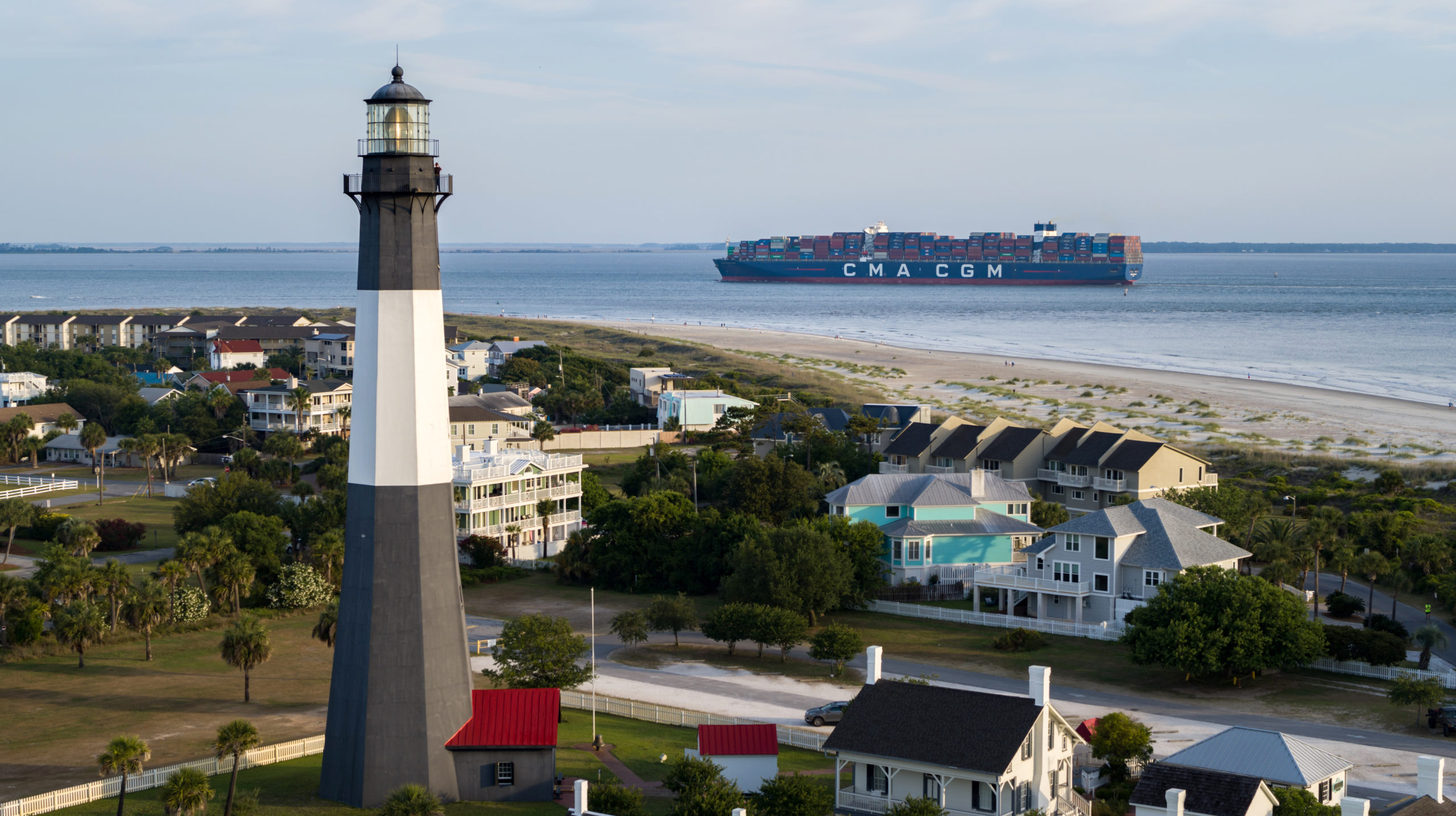 Port of Savannah year-over-year container volume up 38%