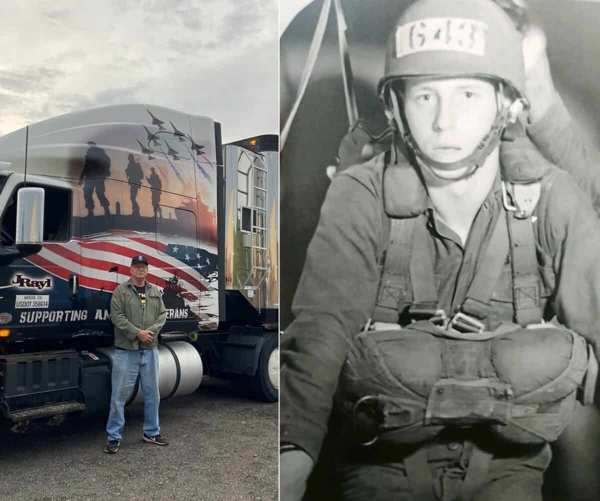 Memorial Day: What it means to haul The Wall that Heals
