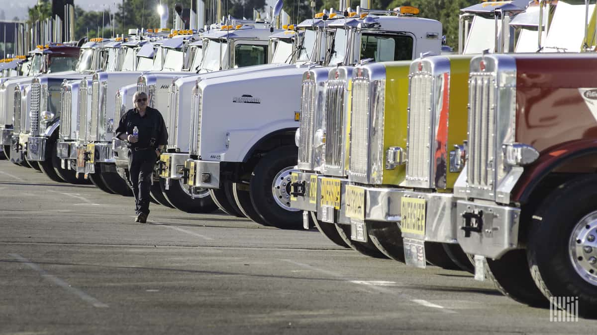 Holistic approach helps shippers cope with driver shortage