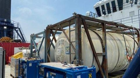 Crews finish fuel removal after fatal SEACOR Power capsizing