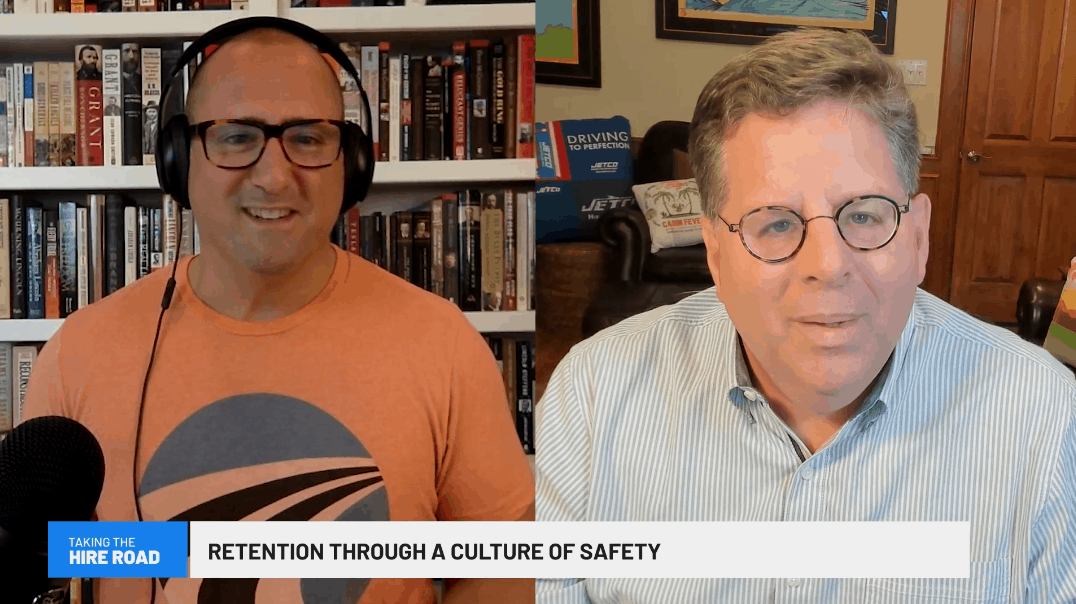 Retention through a culture of safety — Taking the Hire Road