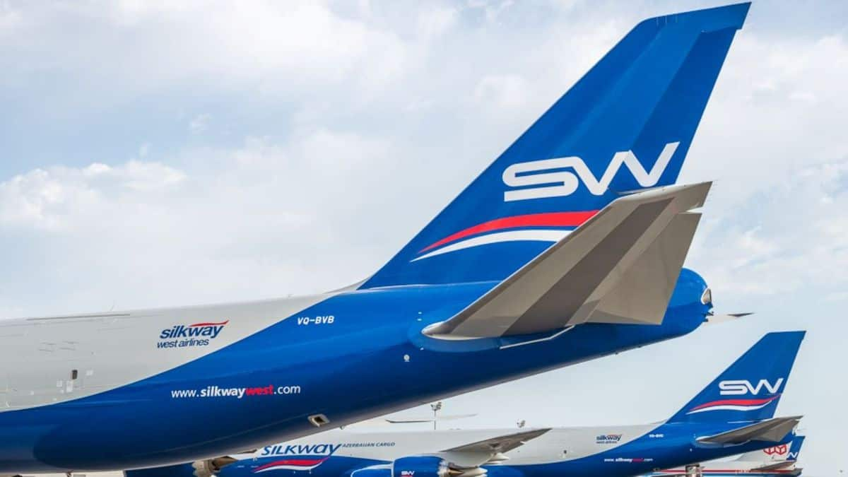 AskWaves: Who is Silk Way West Airlines?