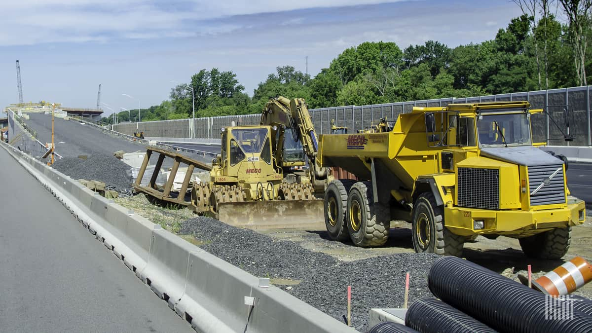 Stay alert and slow down through work zones