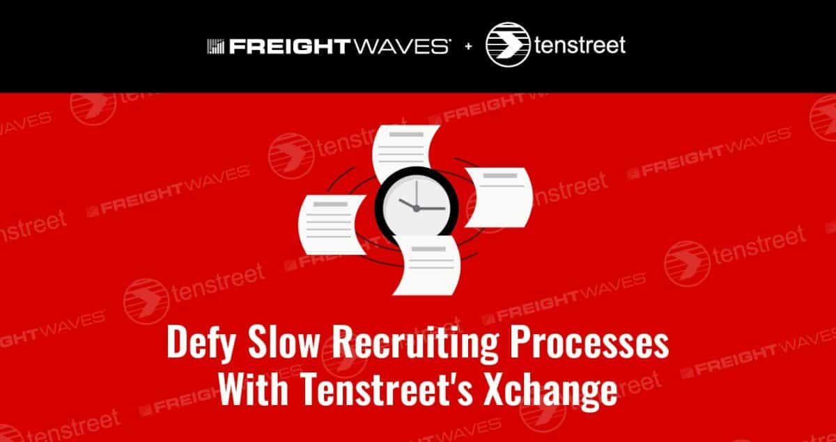 Daily Infographic: Defy Slow Recruiting Processes With Tenstreet's Xchange