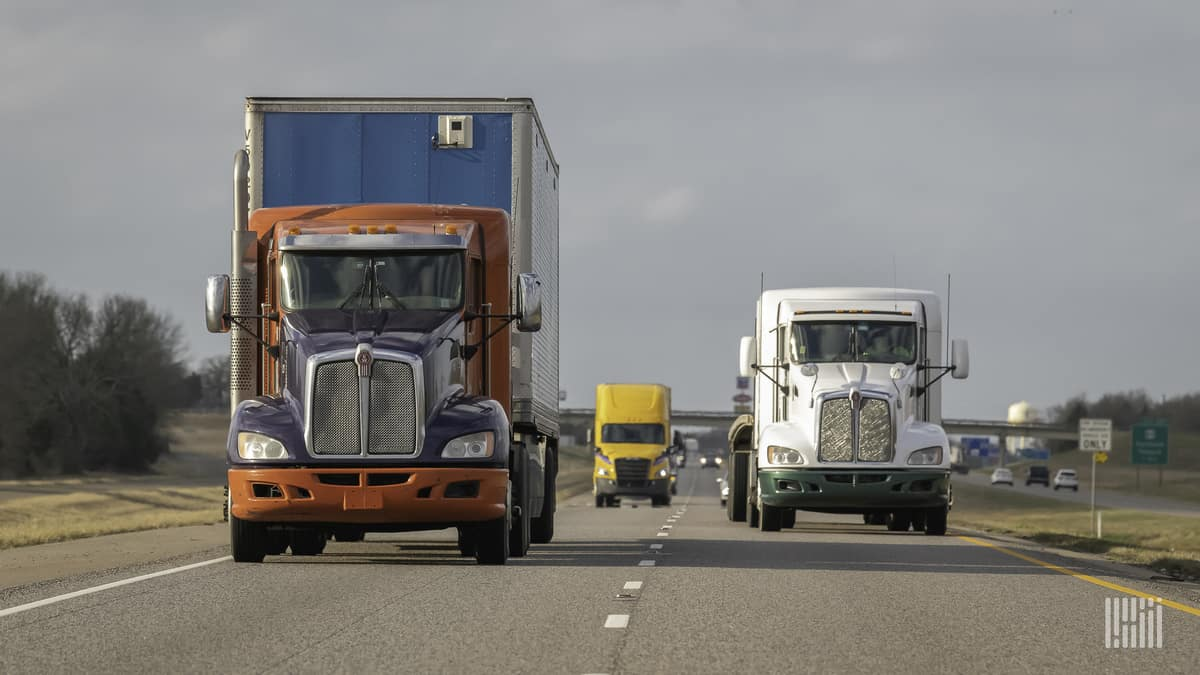 Can taxing trucks on miles traveled work?
