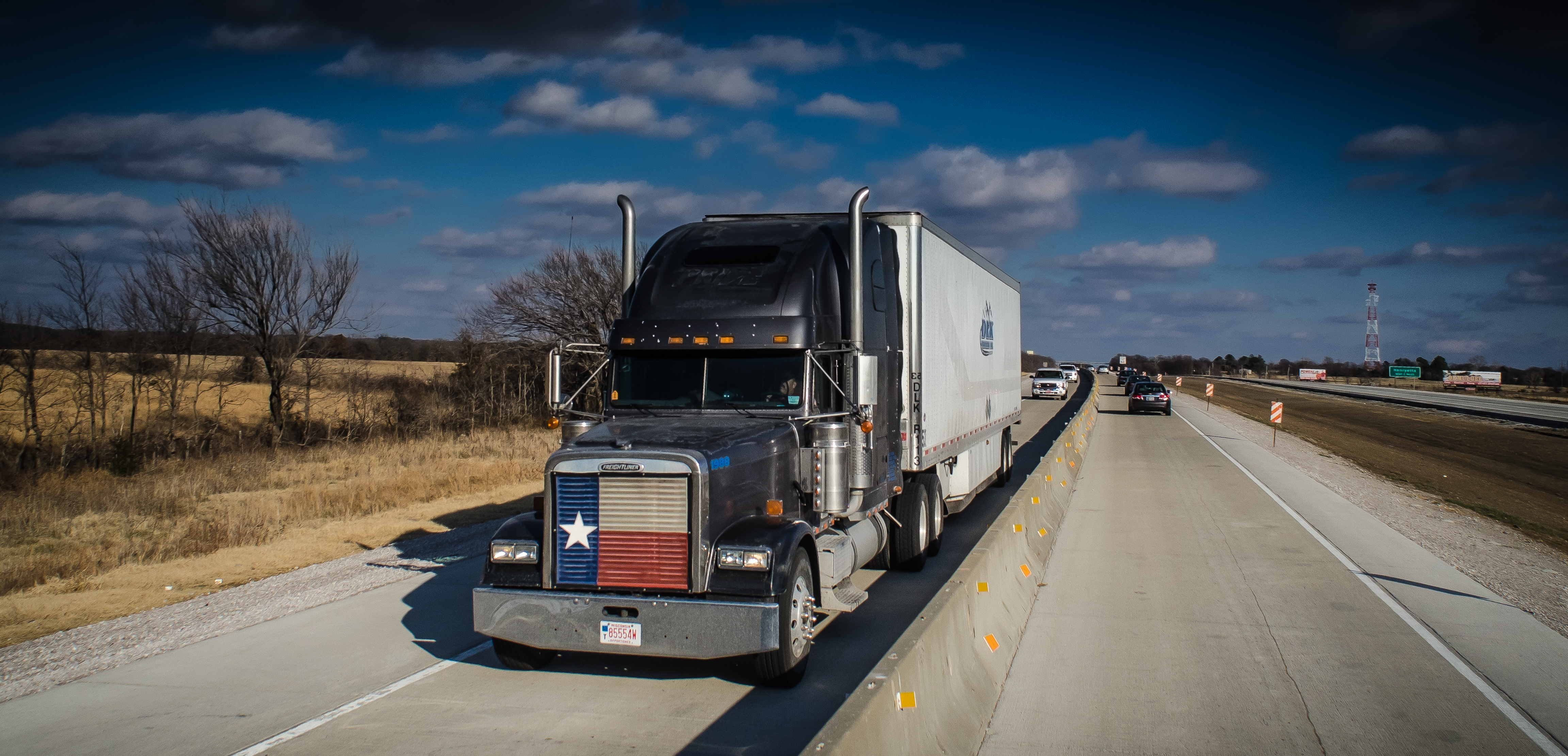 The Daily Dash: Truck driver issues in Texas, Louisiana