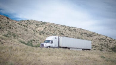 Robust freight cycle hums along