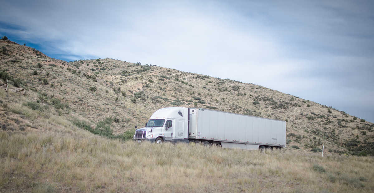 Freight continues to flow in, capacity does not