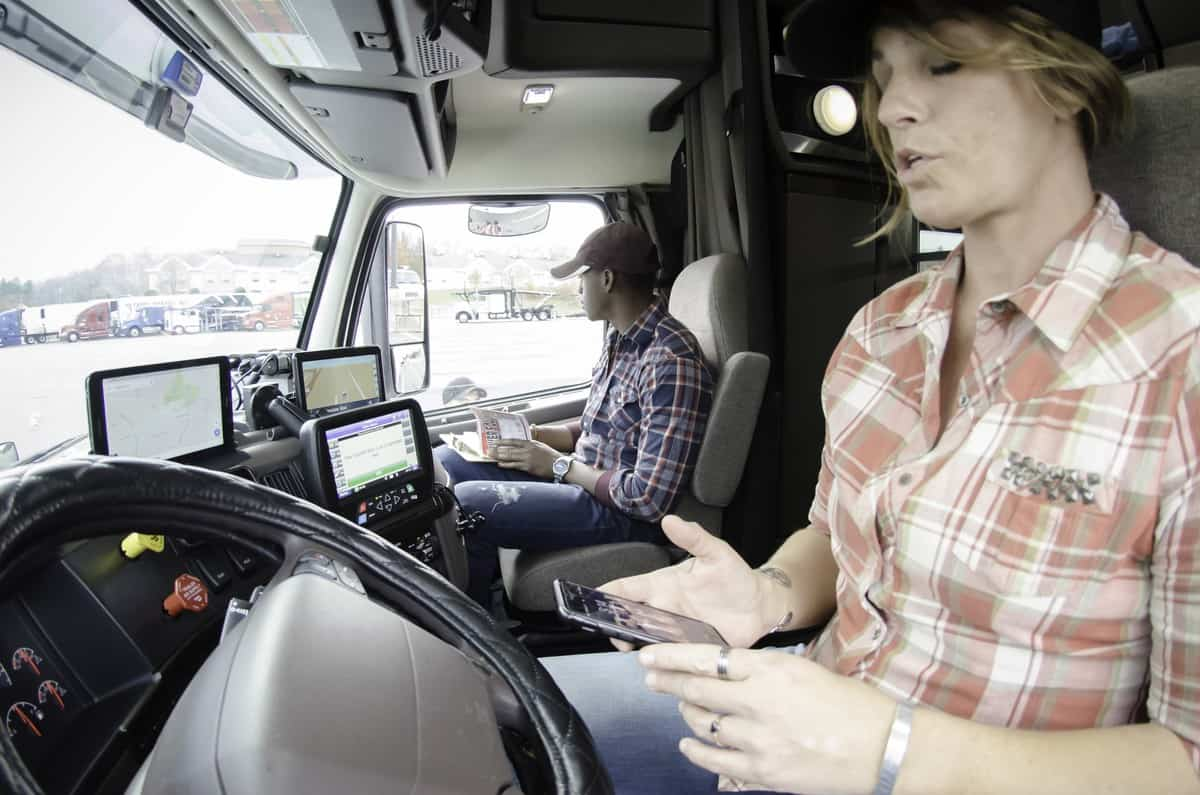 Truck brokers want Congress to call out illegal dispatching