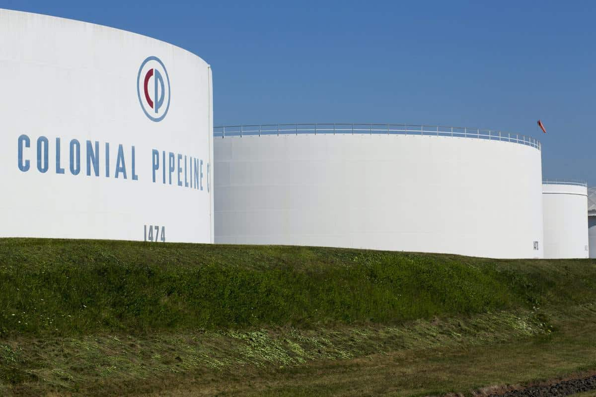 Colonial Pipeline pointing to week's end for resumption of operations