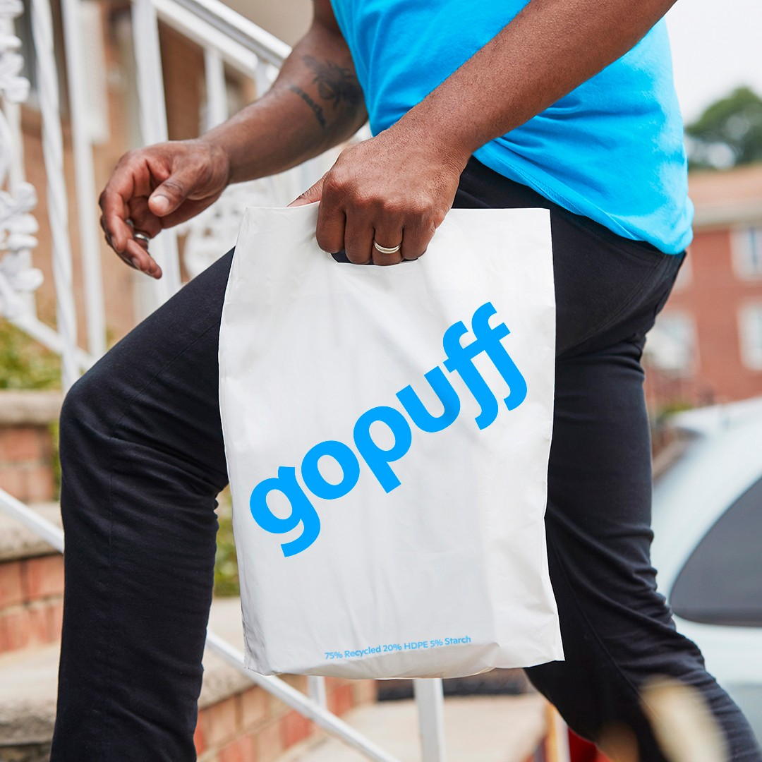It's time the logistics industry took notice of Gopuff