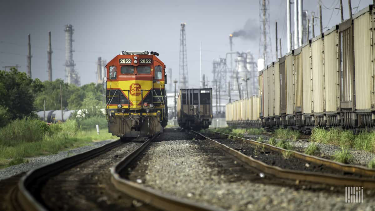CN and Canadian Pacific vie for shippers' and KCS shareholders' favor
