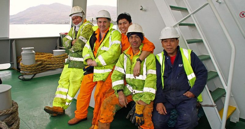 Seafarer crew crisis 'only going to get worse'