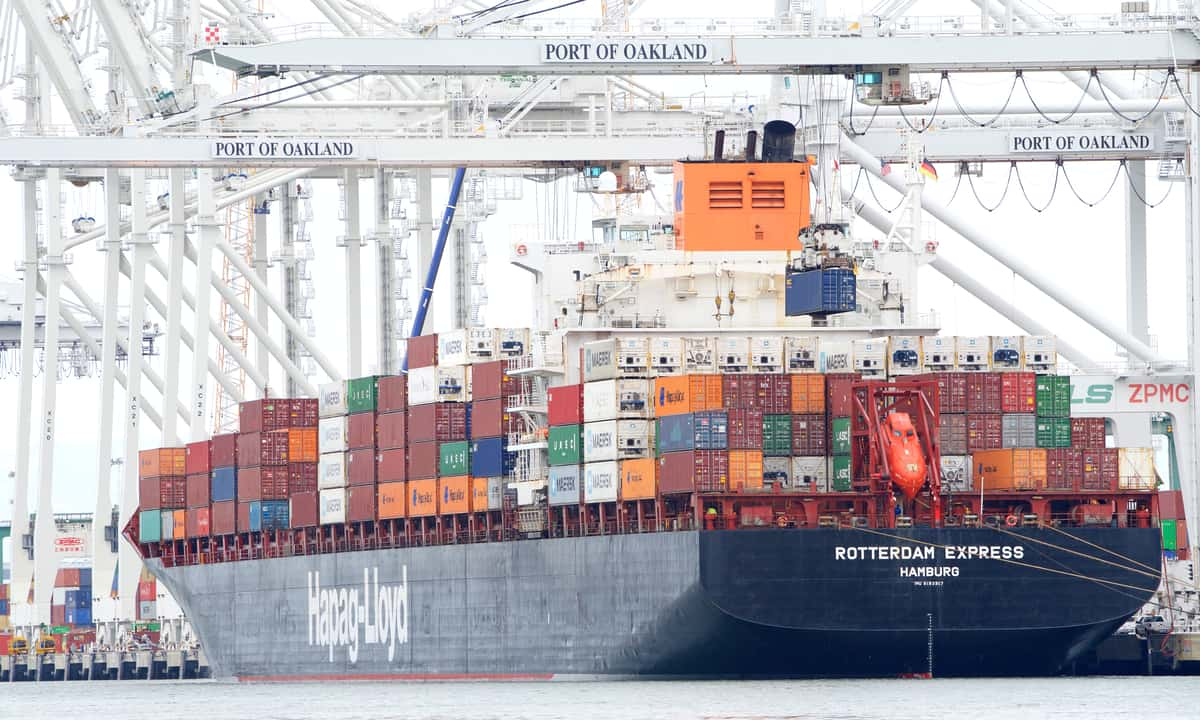 Hapag-Lloyd rakes in more in Q1 than all of 2020