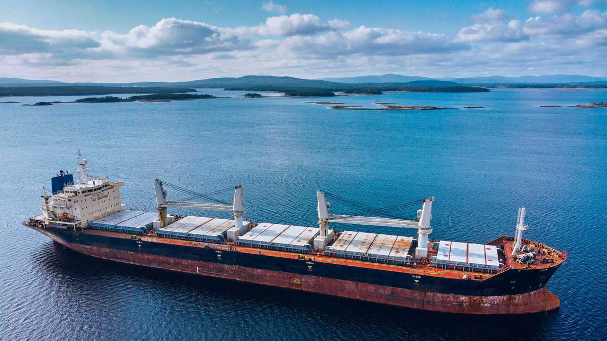 Container shipping boom is bleeding over into dry bulk