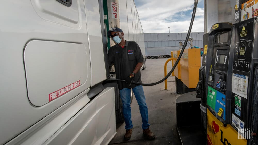 Colonial Pipeline update: Gasoline shortages developing; diesel issues less clear