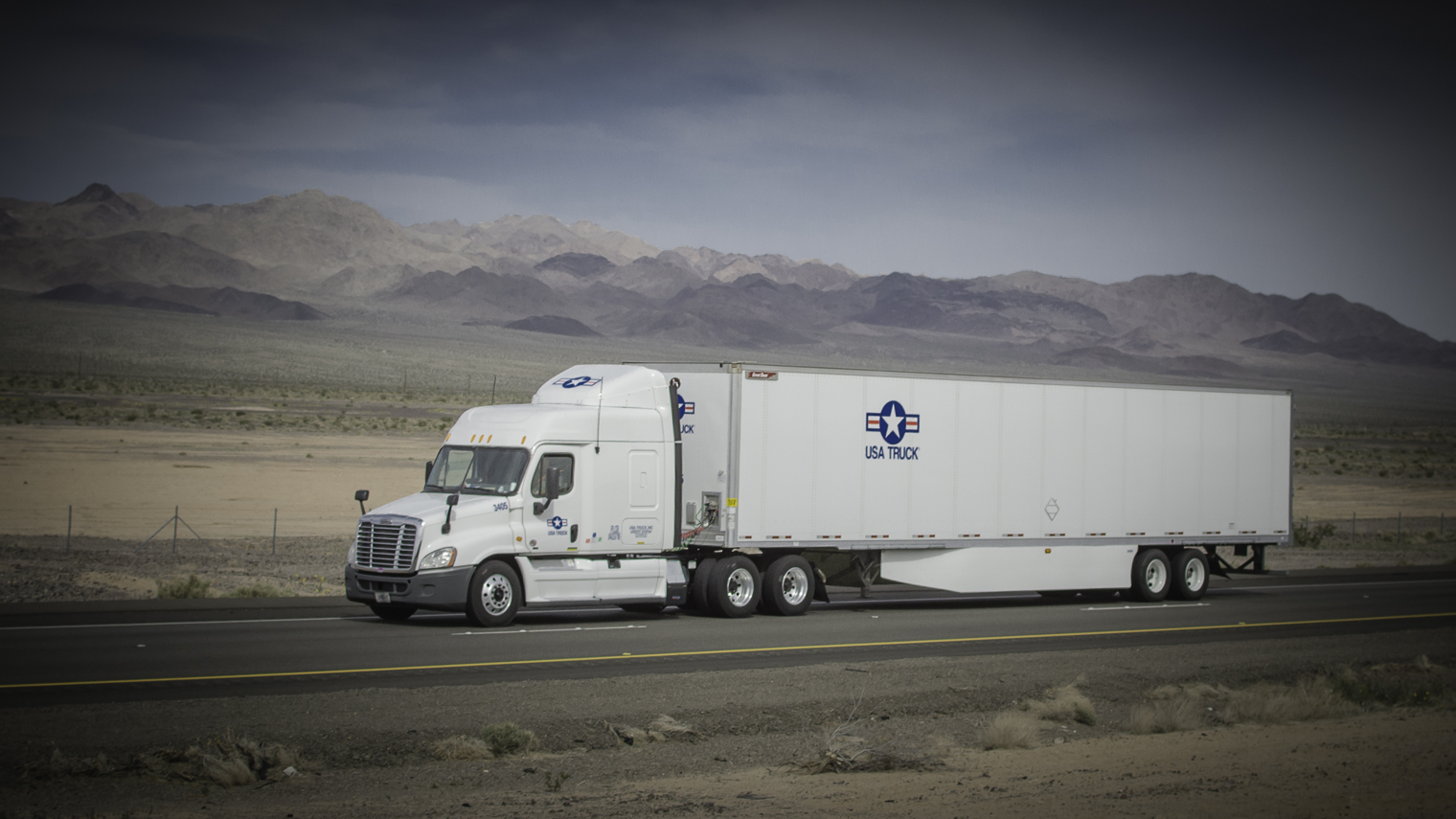 USA Truck: Stock surge, improved OR, lower turnover and just 1 pay hike