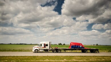 Flatbed demand continuing to improve