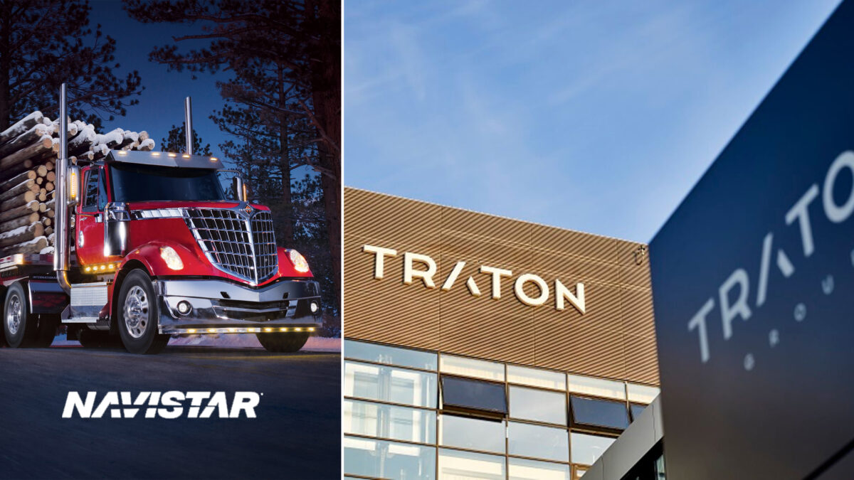 Navistar clears final regulatory hurdles to become part of TRATON