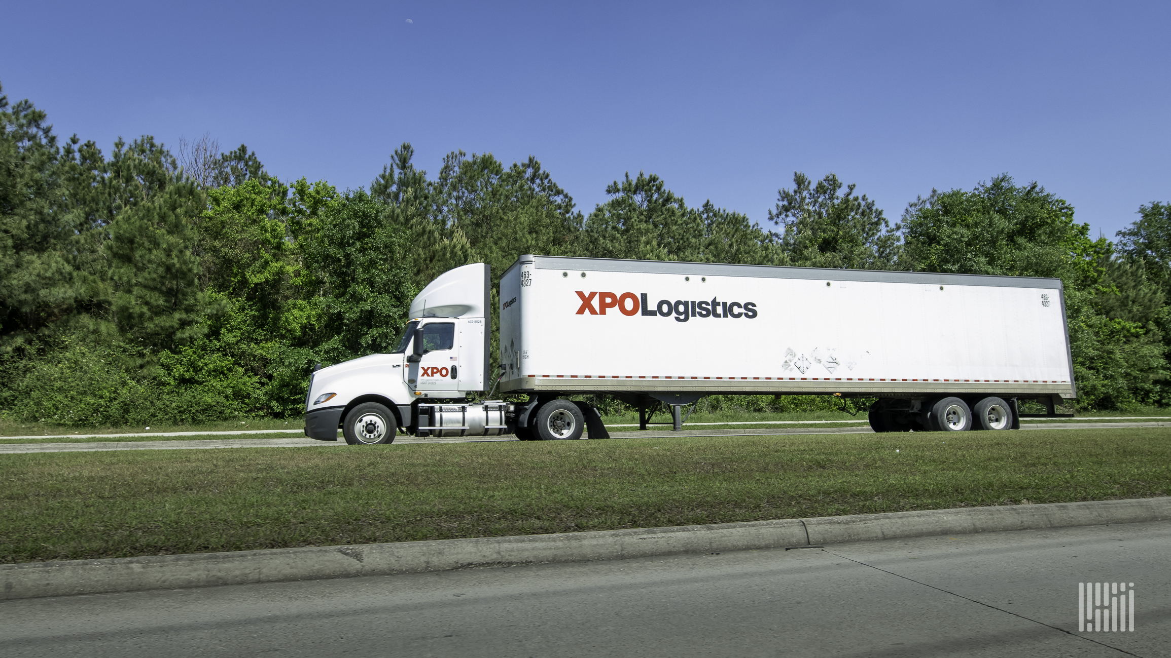 """XPO's transportation unit seeing """"stronger-than-expected"""" results"""