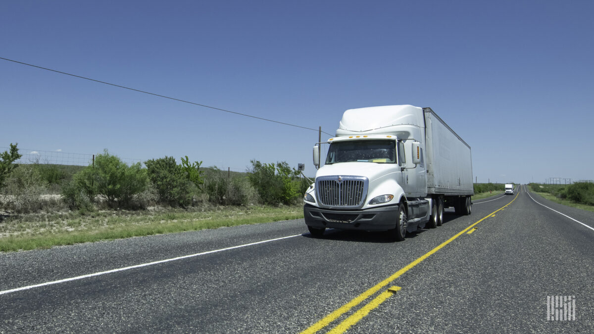 Transportation capacity tightens further in May