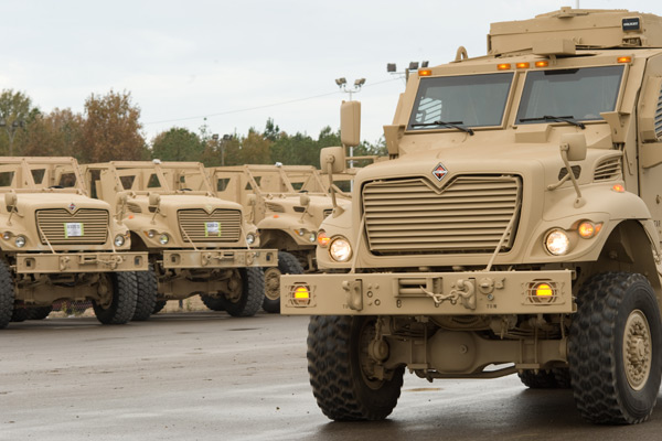Navistar pays $50M to settle military vehicle pricing fraud allegations