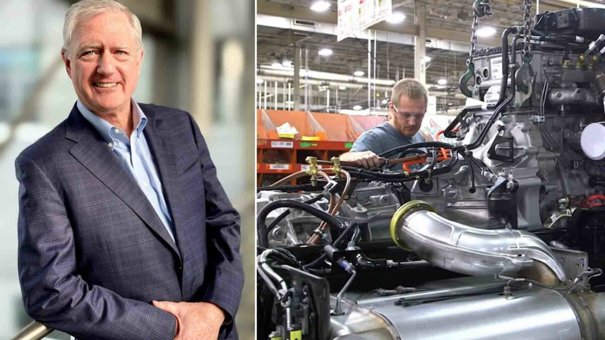 Daimler Trucks is short of workers across the board, CEO says