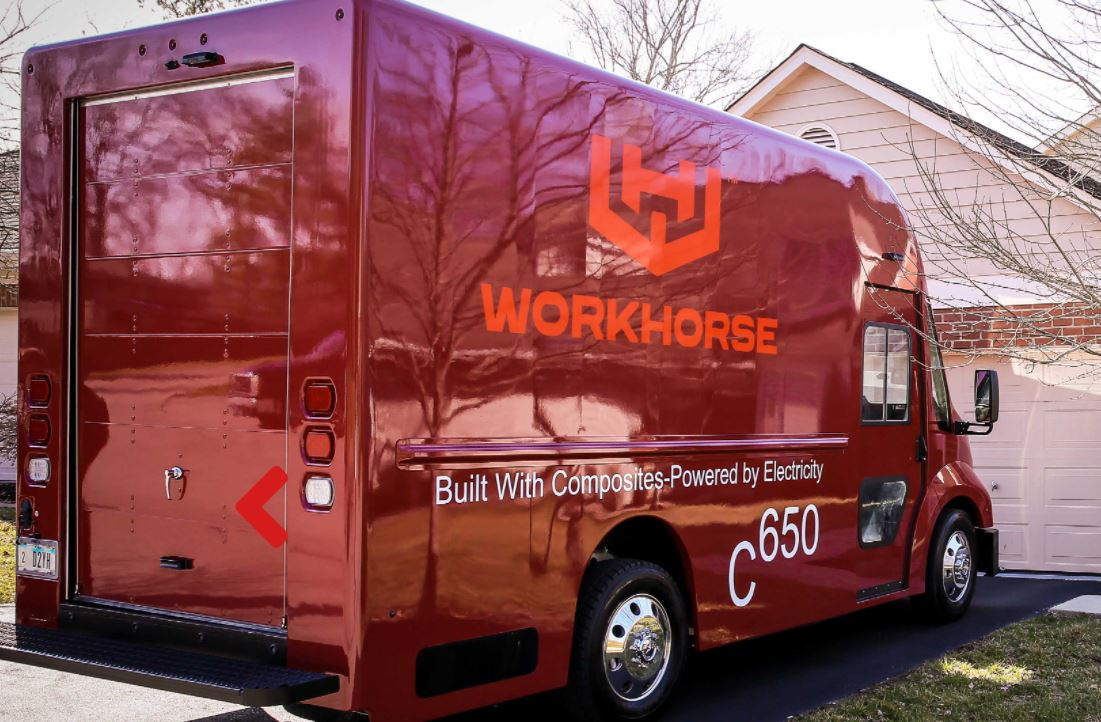 Short squeeze? Workhorse Group stock again a retail trader plaything