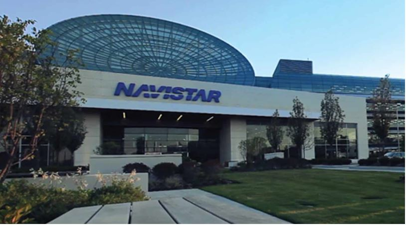 Navistar posts big jump in Q2 earnings with help from TuSimple