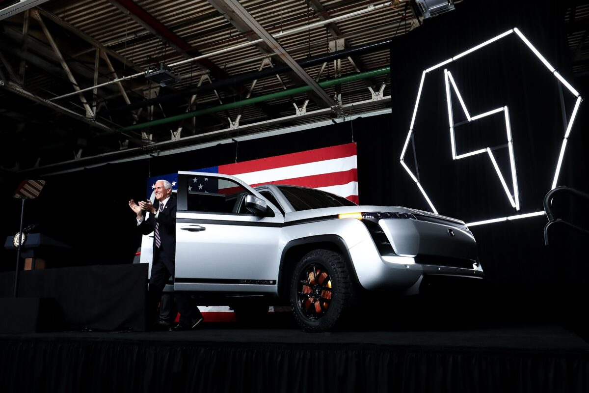 Lordstown Motors charges ahead with electric pickup despite major setbacks