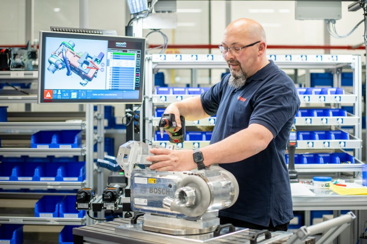 Bosch will supply key components to Daimler-Volvo fuel cell joint venture