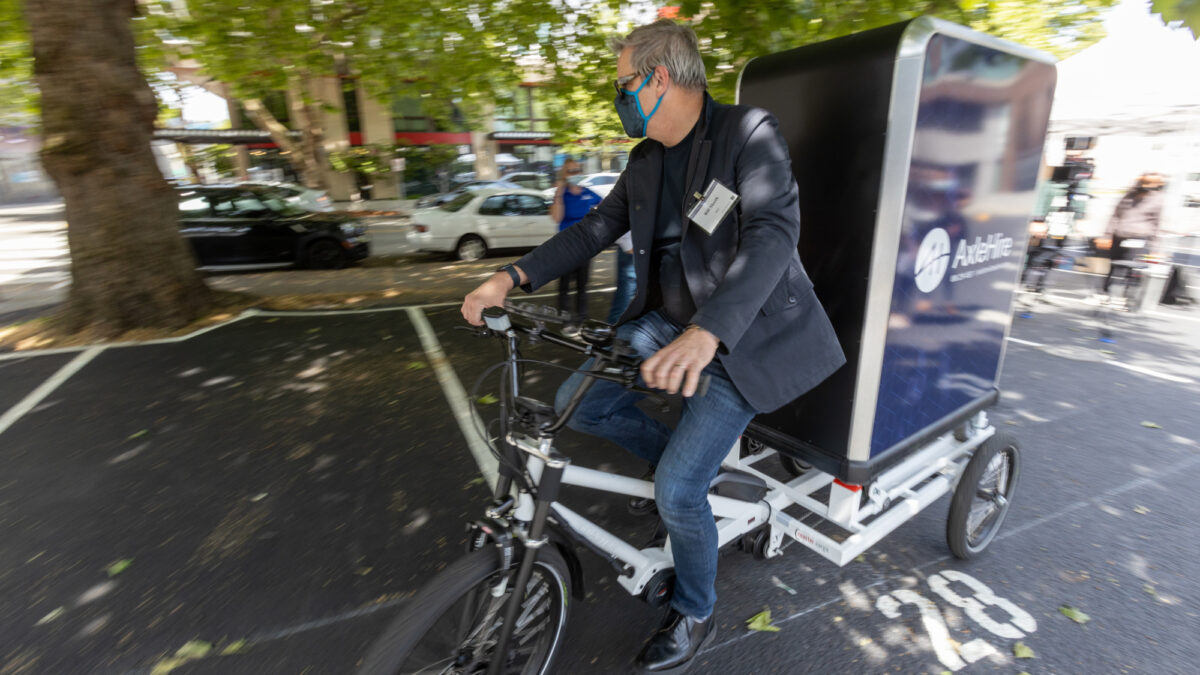Seattle goes zero emissions with last-mile delivery zones
