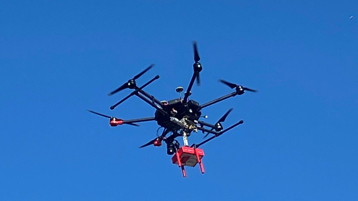 Without changes, warehouses could ground drone deliveries