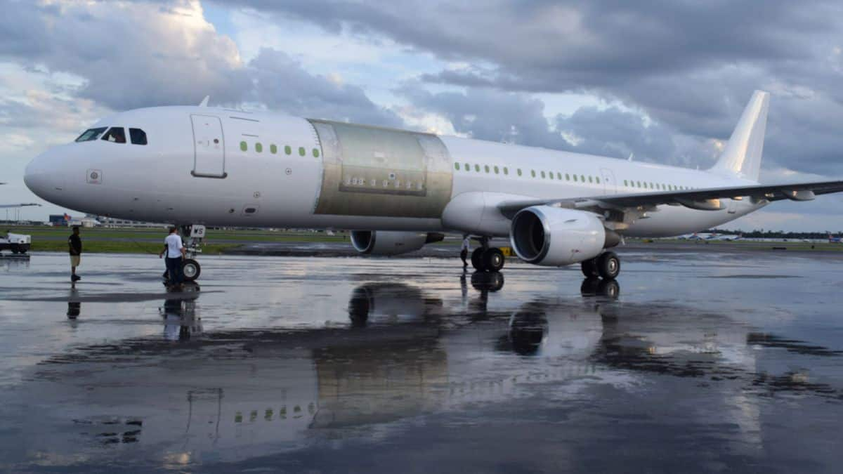 ATSG ramps up to lease A321 converted freighters